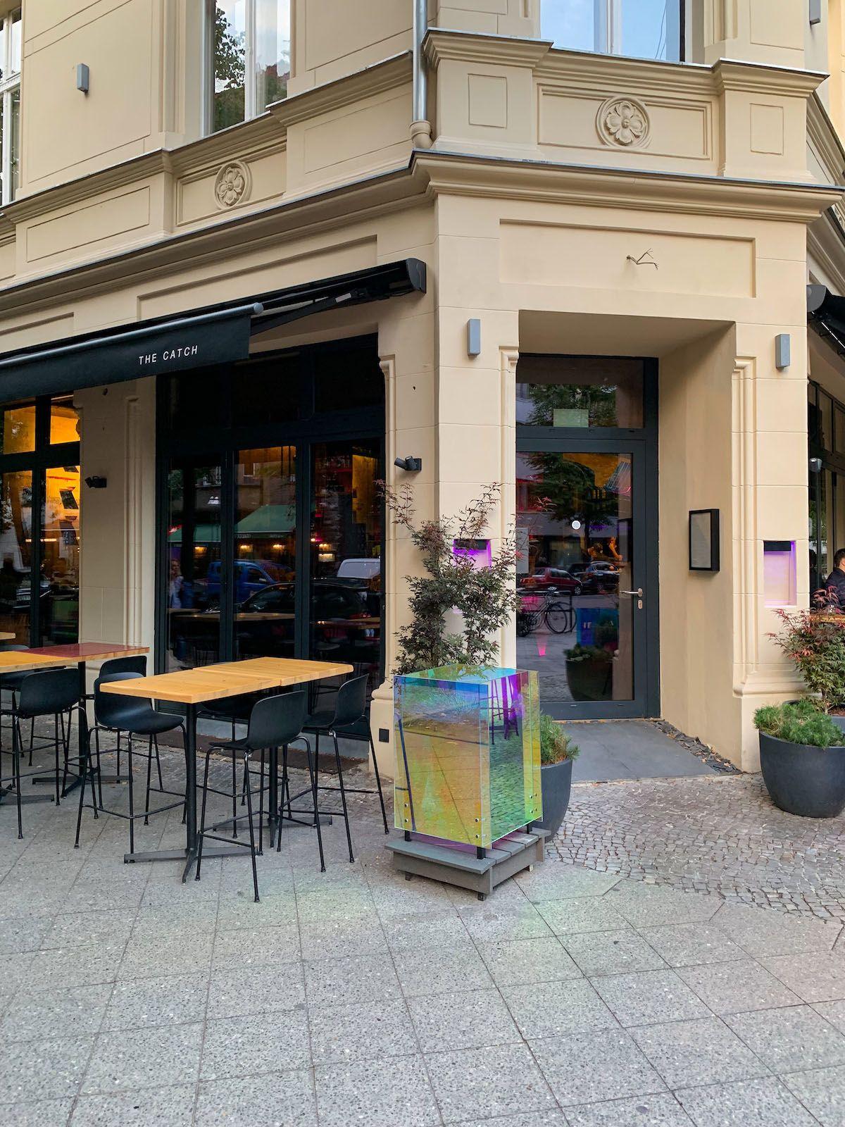 Foodblog, About Fuel, Leckerbissen, The Catch Berlin, Restaurant