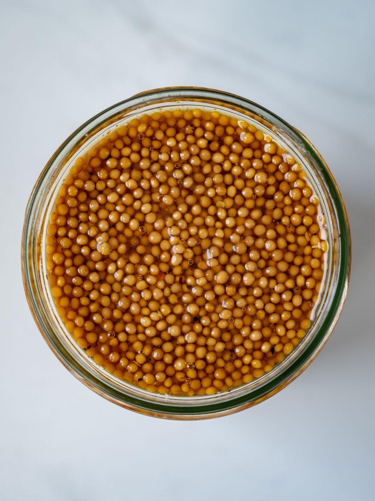 Rezept, Foodblog, Abput Fuel, Senfcaviar, Senfkörner, Senfsaat