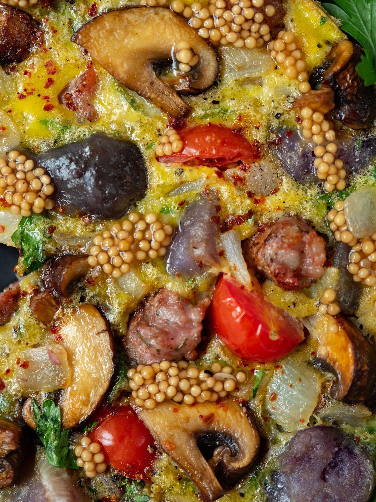 Rezept, Foodblog, Abput Fuel, Senfcaviar, Tortilla