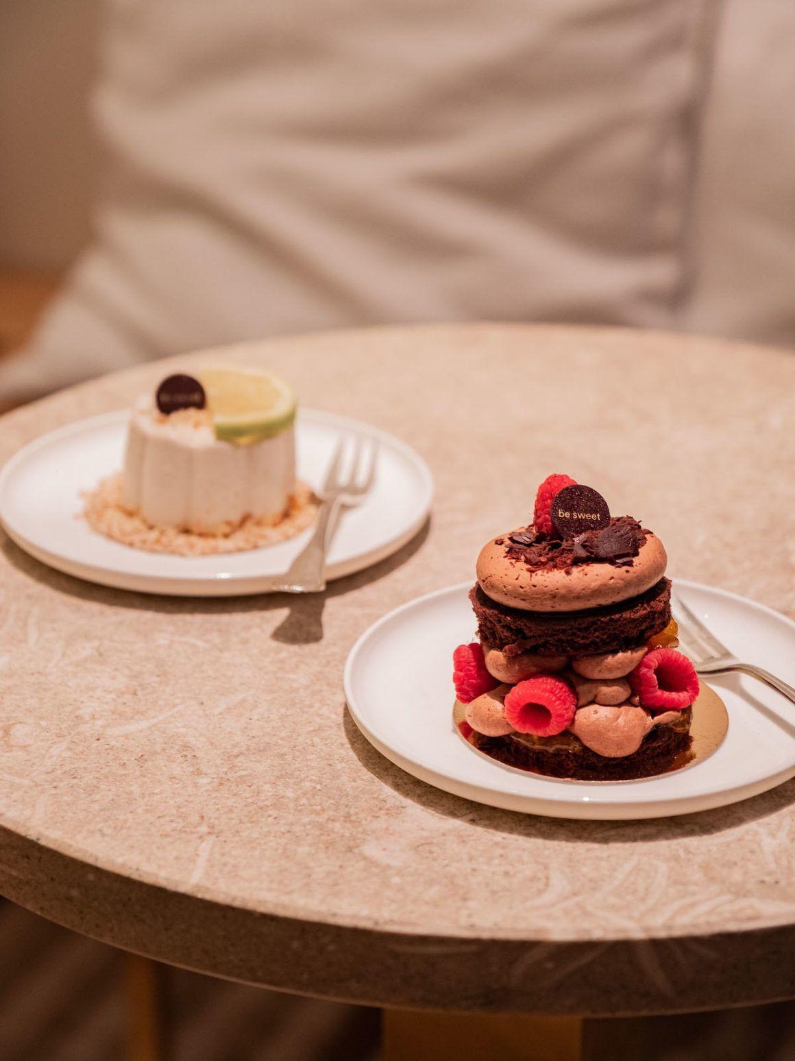 About Fuel, Food Blog, Berlin, Be Sweet, Dessert, Himbeere, Zitrone, Tisch