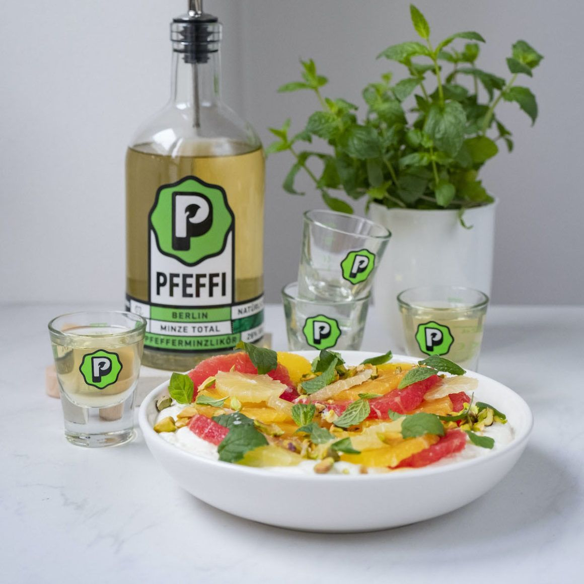 About Fuel, Foodblog, Pfeffi Berlin, Minze, Orange, Pink Grapefruit_1