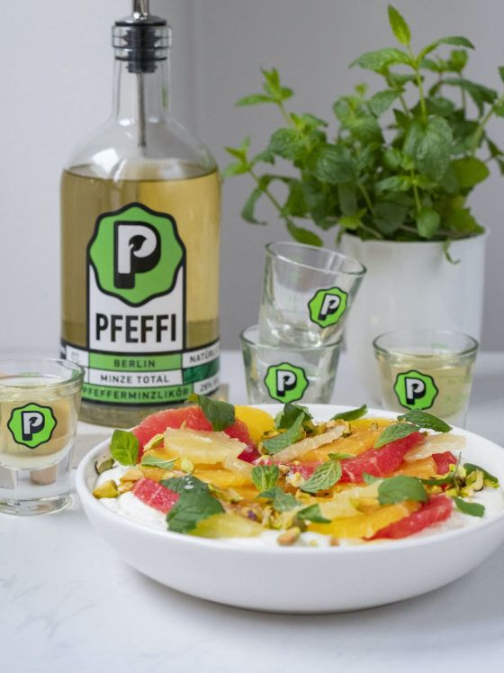 About Fuel, Foodblog, Pfeffi Berlin, Minze, Orange, Pink Grapefruit_1
