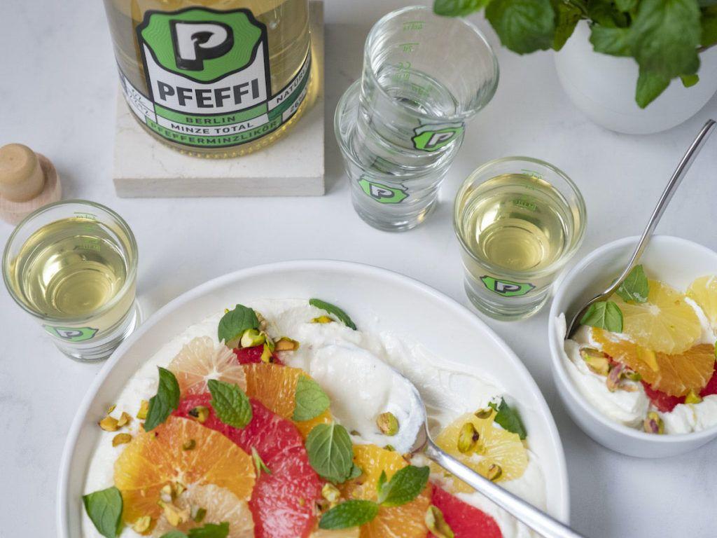 About Fuel, Foodblog, Pfeffi Berlin, Zitrone, Minze, Orange, Ricotta