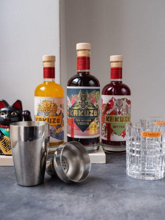 Gewinnspiel, Foodblog, About Fuel, KAKUZO, Cherry, Yuzu, Vodka, Gin, Bitter, Gläser, Shaker