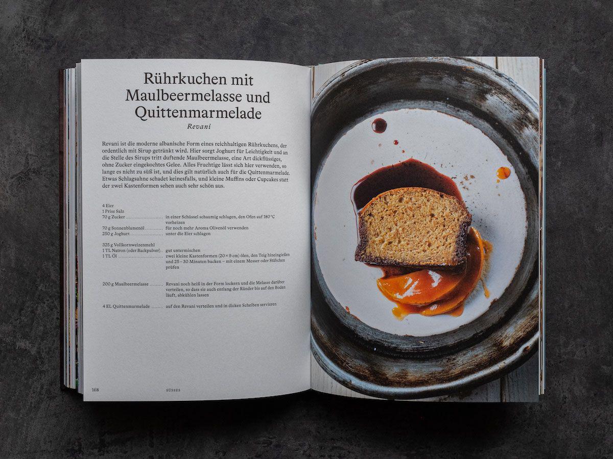 Leckerbissen About Fuel Foodblog Bledar Kola Kochbuch, Dessert, Kuchen, Maulbeermelasse