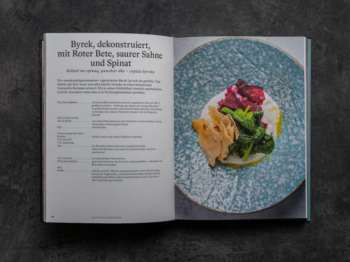 Leckerbissen About Fuel Foodblog Bledar Kola Kochbuch, Rezept, Rote Bete