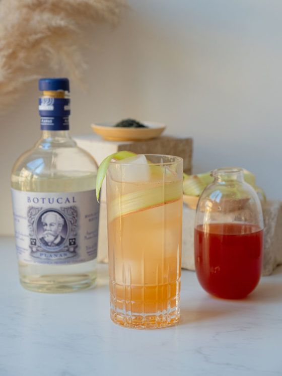 Rezept, Foodblog, About Fuel, Botucal Planas, Rhabarber, Grüner Tee, Sirup, Vanille