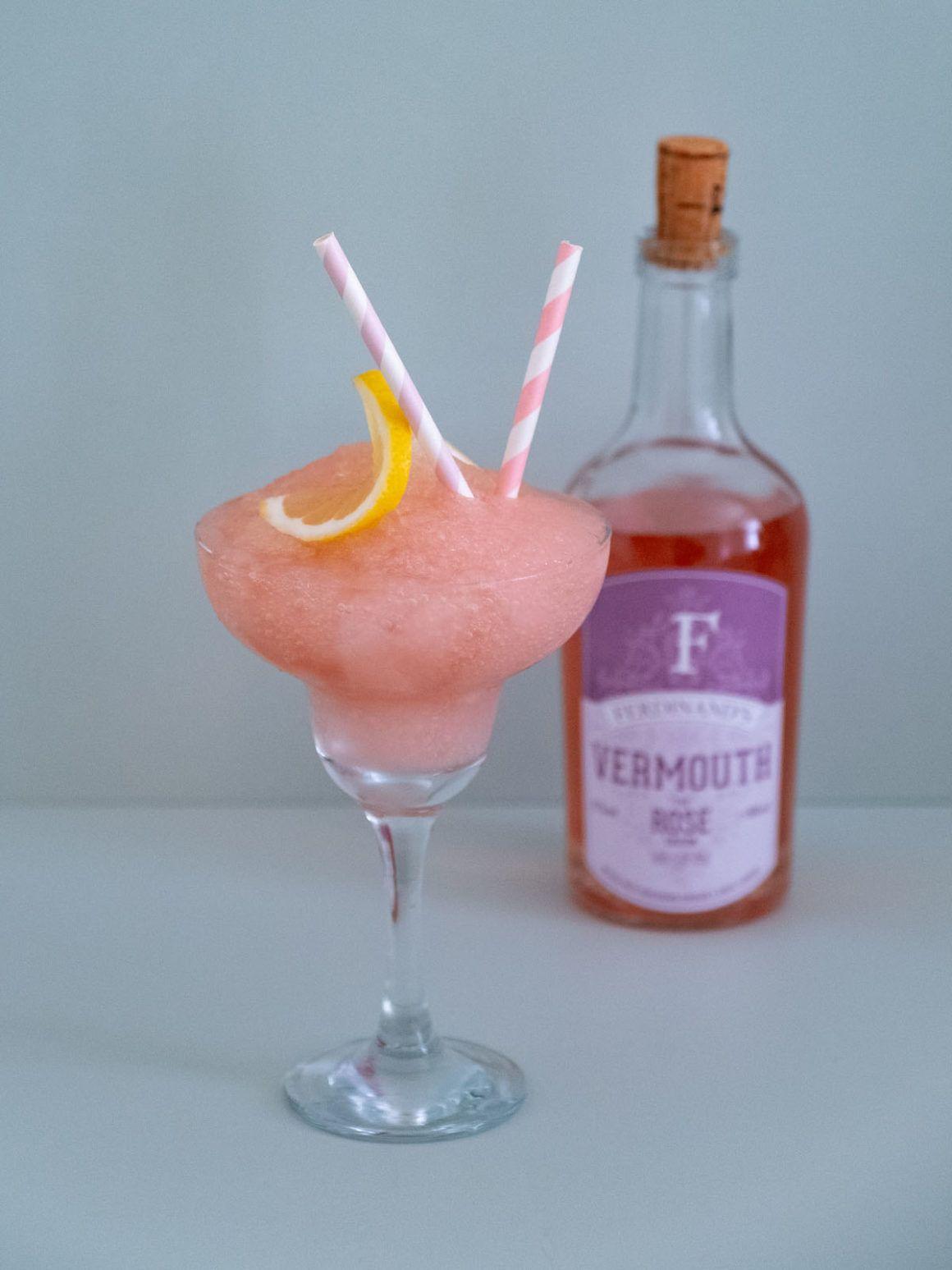 About Fuel, Foodblog, Rezept, Drink, Vermouth, Frozen Margarita