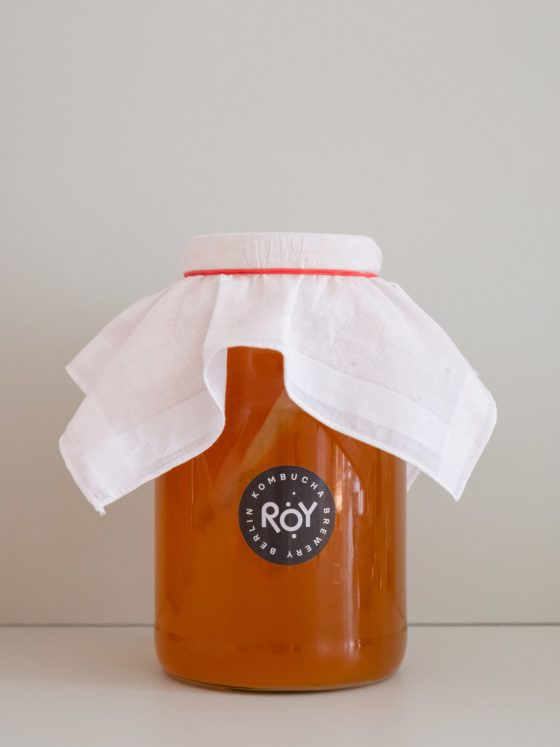 About Fuel, ROY Kombucha, Brewing Kit