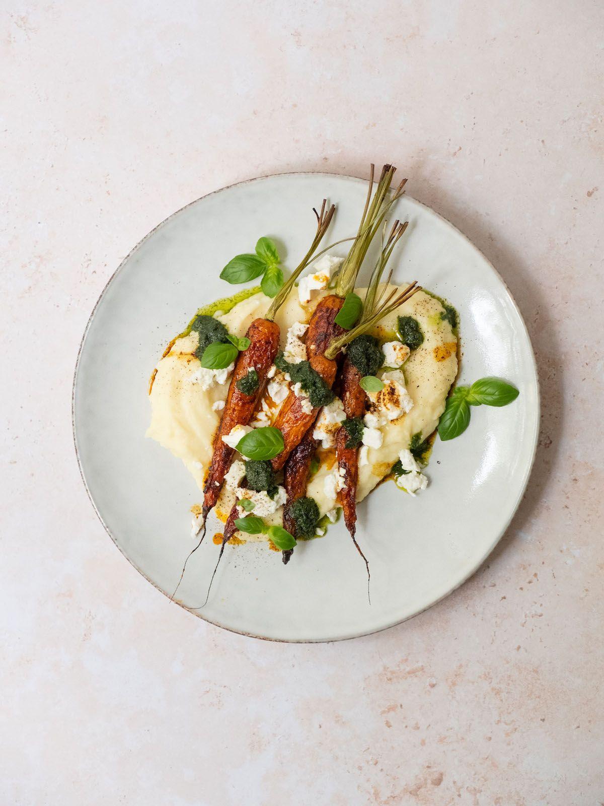 Foodblog, About Fuel, Rezept, Karotten, Pastinakenpüree